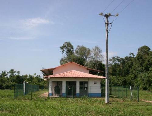 Nouvelle centrale électrique de Papaïchton