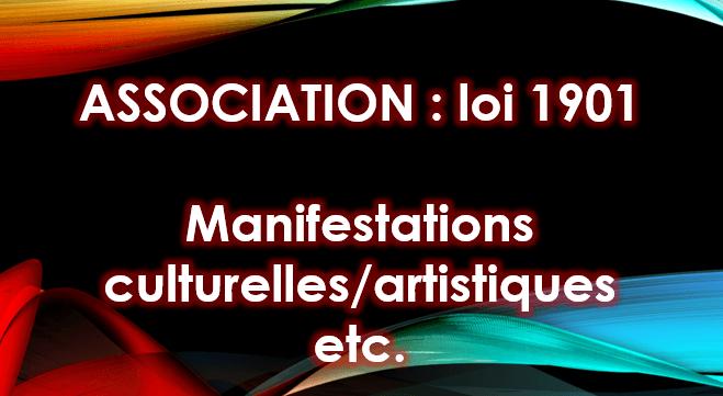 Association Loi 1901 Date Limite De Depot De Votre Demande De