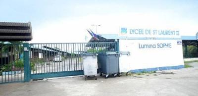 Lycée Lumina Sophie - Crédits Photos France Guyane