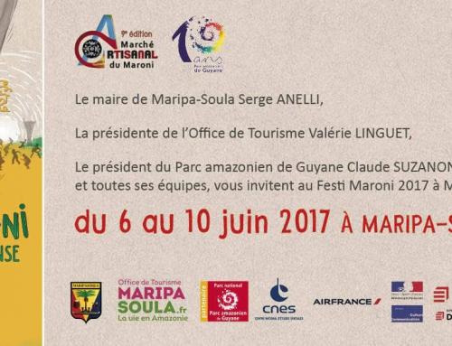 MARIPA-SOULA et son «FESTI MARONI» du 6 au 10 juin