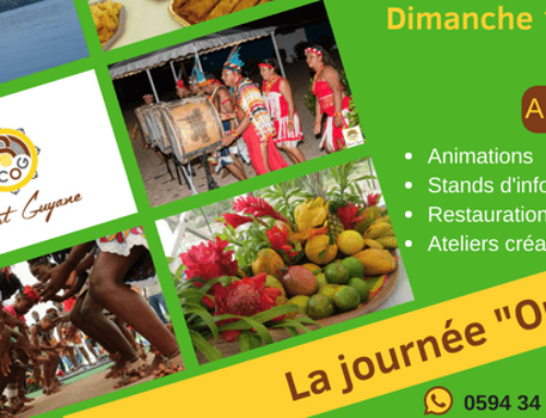 La journée « Ouest Guyane »