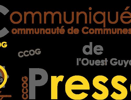 Communiqué de presse : Journée portes ouvertes au Pôle Agroalimentaire de l'Ouest Guyanais