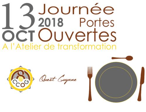 Samedi 13 octobre 2018, le Pôle Agroalimentaire de l'Ouest Guyanais ouvre ses portes