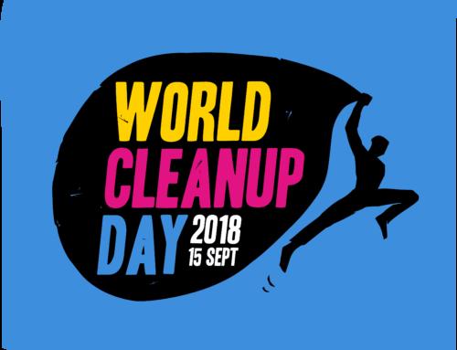 """""""World Clean Up Day"""" dans l'Ouest Guyanais"""