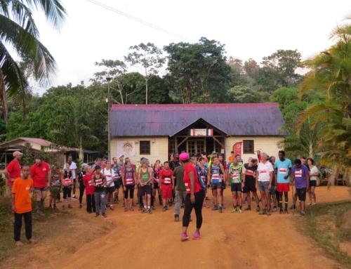 3ème édition du trail « Sur les traces du Jaguar » à Saül