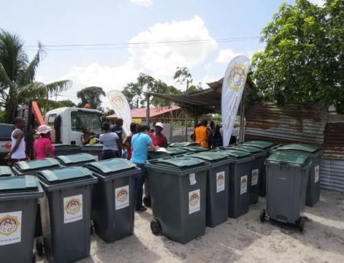 Collecte de déchets ménagers perturbée sur 4 communes de l'Ouest.
