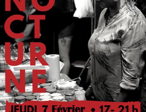 Marché Nocturne à l'Office de Tourisme de Saint-Laurent du Maroni, le jeudi 07 février 2019