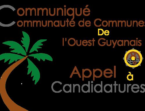 Appel à candidatures pour la constitution du Conseil d'Administration de l'Office de Tourisme de la CCOG