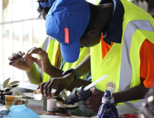 Une seconde vie pour les déchets : des objets recyclés par des enfants