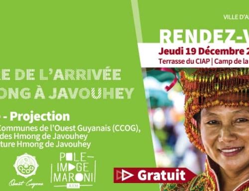 Conférence – projection sur « l'histoire de l'arrivée des Hmong à Javouhey » au Camp de la Transportation