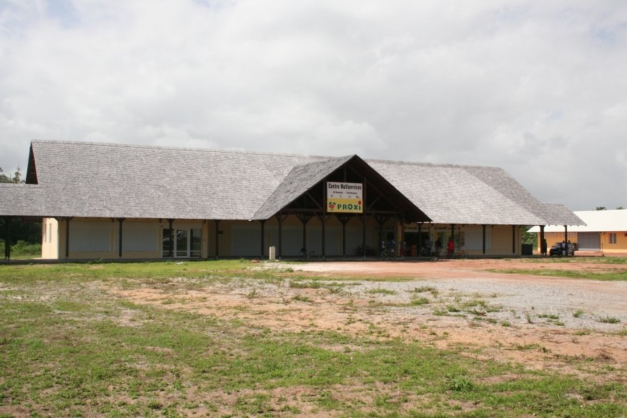 Centre multiservices d'Awala-Yalimapo