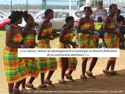 Journées de la Culture Bushinengué