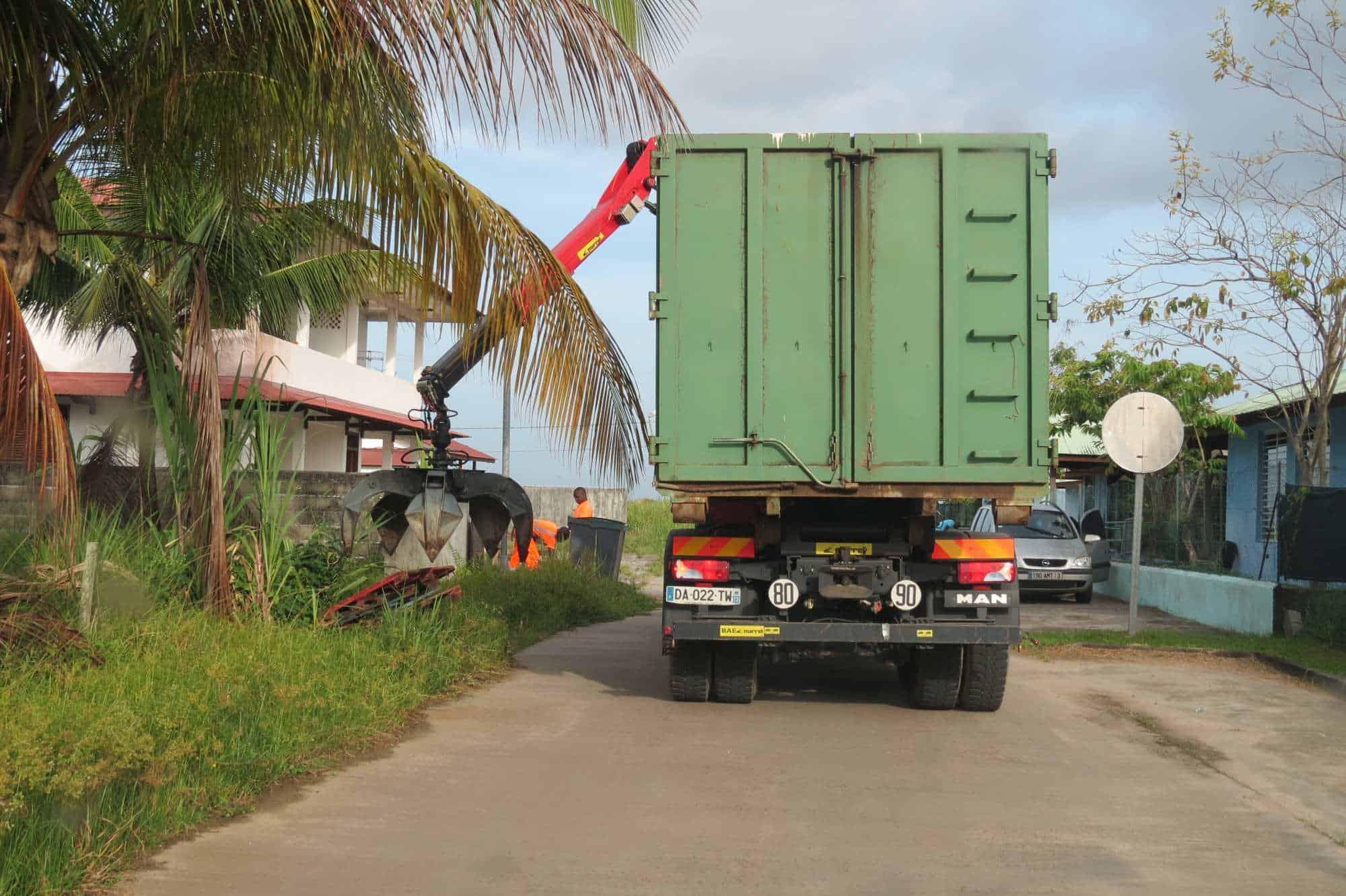 MAI : Planning de collectes des encombrants et des déchets vert