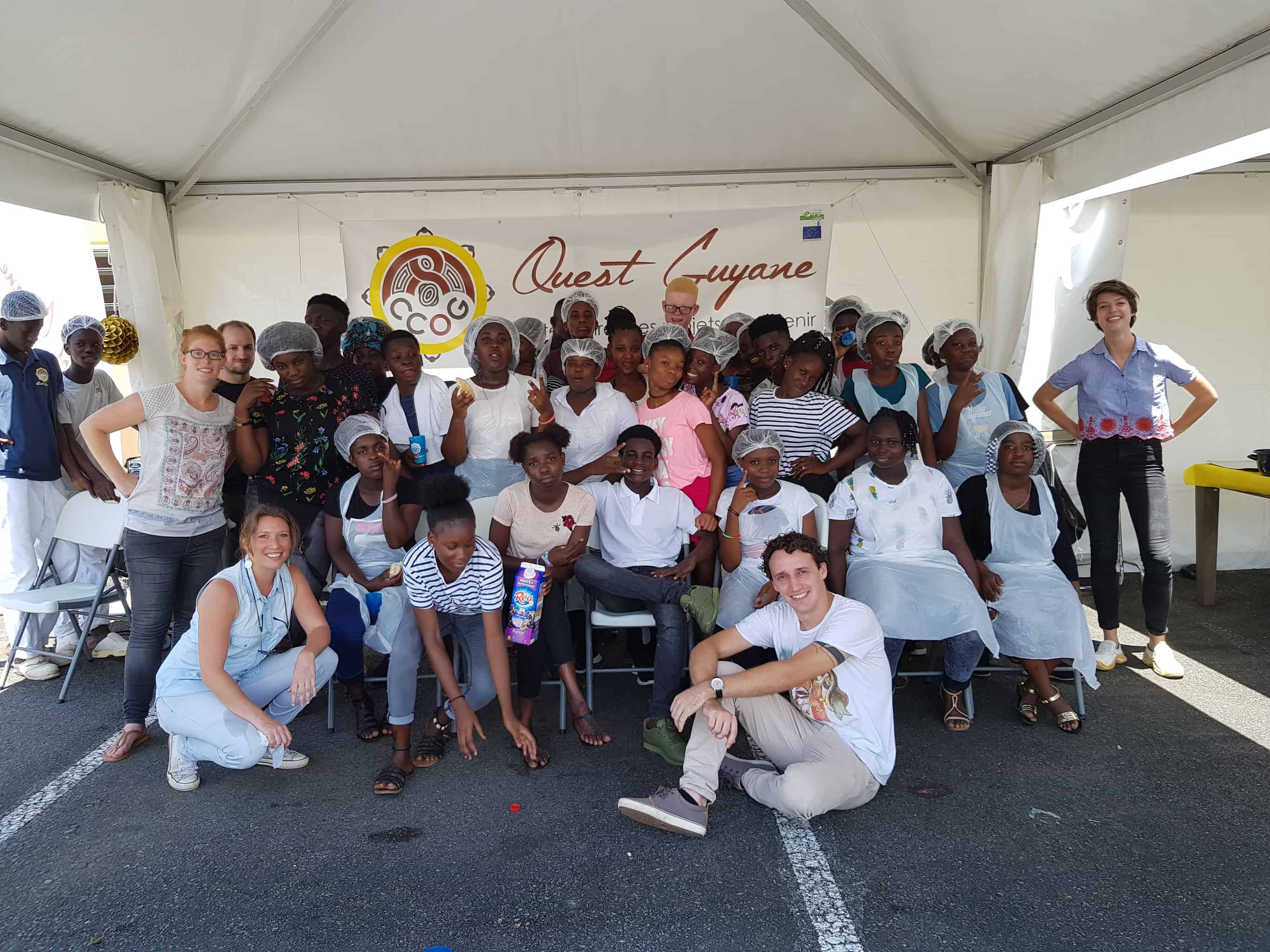 Grand succès de la Semaine du Goût au Pôle Agroalimentaire de l'Ouest Guyanais